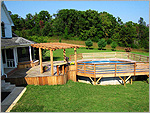 Siberian Larch Products - Decking - Stein Wood Products - Chattanooga, TN