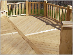 Siberian Larch  Products - Stein Wood Construction - Shawn Freed Construction - Chattanooga, TN